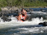Aus Canoe Club Geoff Songberg Macleay River canoeing -