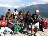 Nepal 09 Poon Hill Music